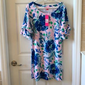 NWT Lilly Pulitzer Lula Dress M